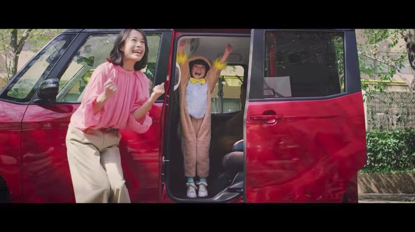【デイズ ルークス】TVCM「SUPER MOM」篇 30秒