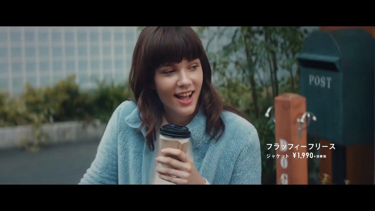 "UNIQLO SPORT フリース ""Inspiration KEI""2"