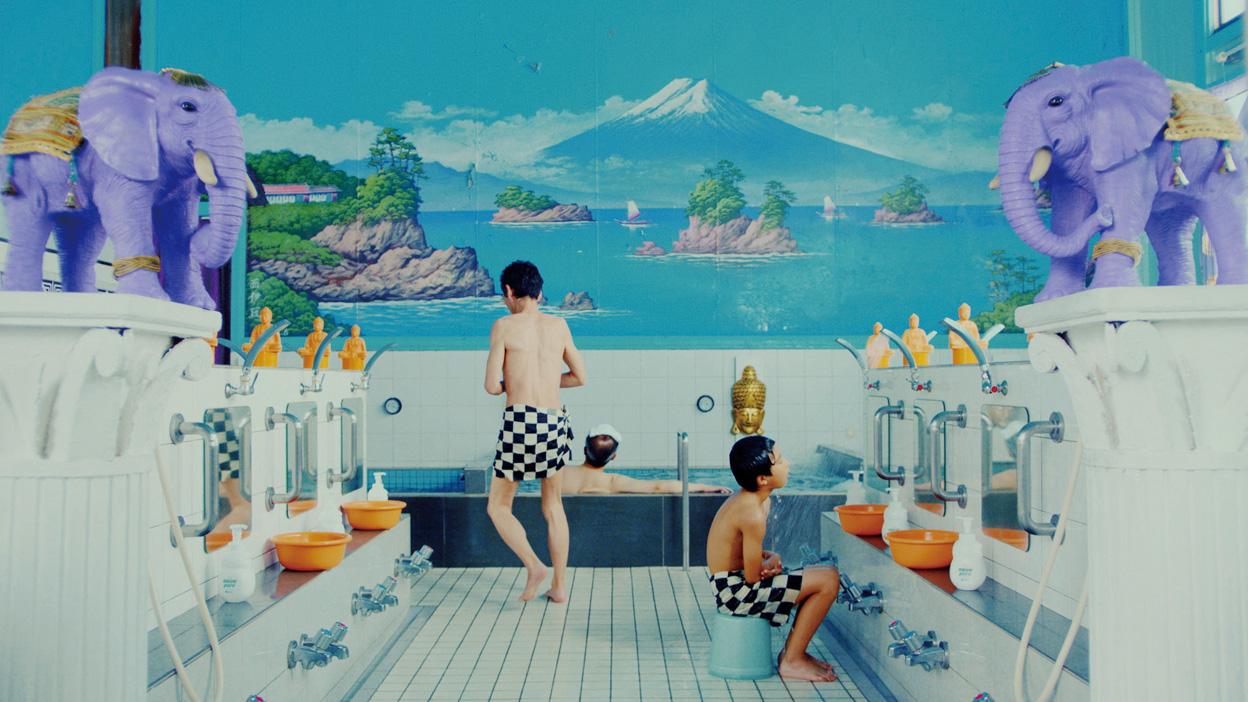 ナイーブピュア「マッハ風呂体操」 ー高速カラダ洗い体操、ここに爆誕web